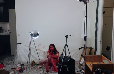BLOODY MARY_video
