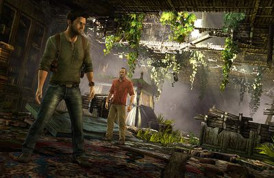 E3 : Uncharted, Driver, Call Of Duty, Assassin's Creed