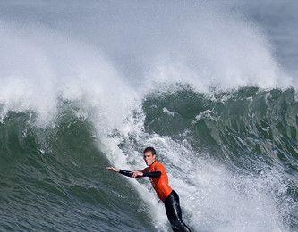 Surf à Anglet :La déclaration de Guy Forget fait des vagues!