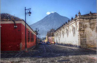 Los contrastes de Antigua Guatemala