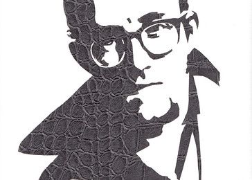 Croco Style: Keith Haring by Xavier Ride
