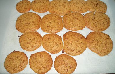 Des biscuits au citron