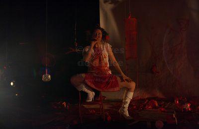 Julie Andrée T. : le Rouge est noir