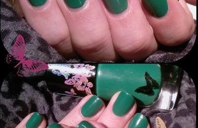Wonderland Green Card (Catrice)