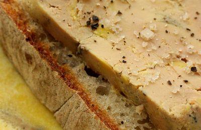 Foie gras cuisson basse température
