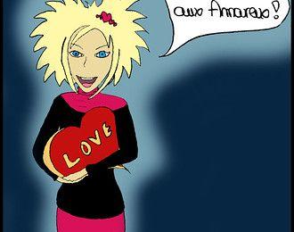 Joyeuse St Valentin aux amoureux !