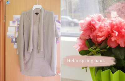 Hello world, hello spring haul