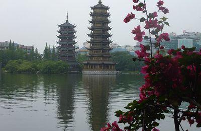 Guangxi (11) ... Guilin, une ville-étape vers les Terrasses de Longji