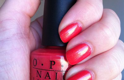 OPI- Bright Lights-Big color