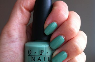 OPI- Mermaid's Tears