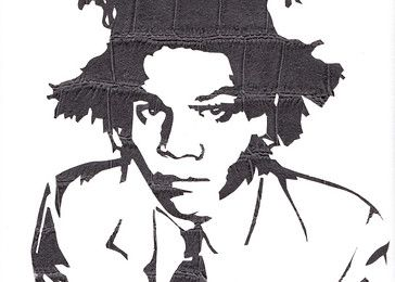 Croco Style: Jean-Michel Basquiat by Xavier Ride