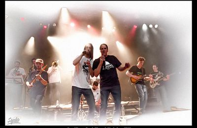 20 ans de Turbulences : Squal Reggae Band