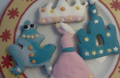 biscuits princesse