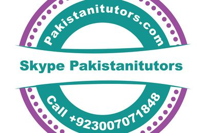 Online Tuition in Pakistan, Online tutor in Pakistan, (4)