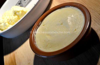 Beurre Maison à la Fleur de Sel