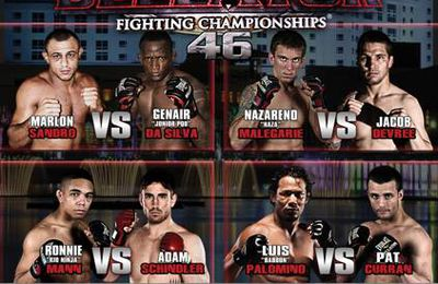 Bellator 46 Event Replay
