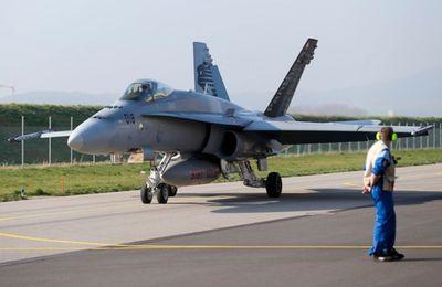 Suisse: Les F/A-18 souffrent de problèmes techniques