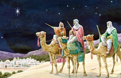Manifester le Christ - Epiphanie