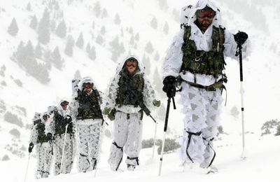 L'Espagne sauve ses troupes de montagne