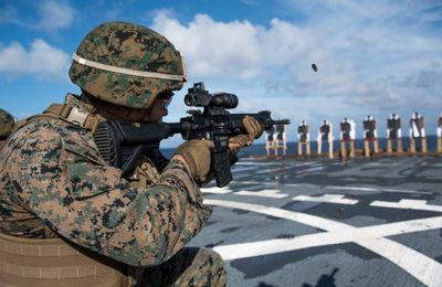 La livraison du HK 416F menacé par l'US Marine Corps ?