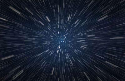 Peut-on voyager plus vite que la lumière ?...