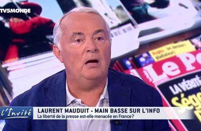 L'information en France est complètement muselée