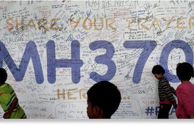 Transparence : 2 ans de prison pour diffusion d'info sur le vol MH 370
