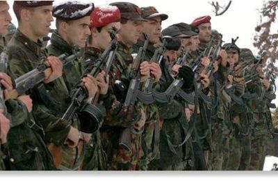 Nouvel Ordre Mondial: Djihad 3.0 la CIA, l'UE et l'OTAN transforment l'Albanie en base avancée d'attaque sur l'Iran… (Pepe Escobar)