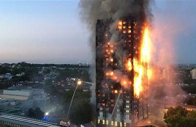 Grenfell Tower de Londres : d'après une habitante du quartier, l'incendie aurait fait 500 victimes