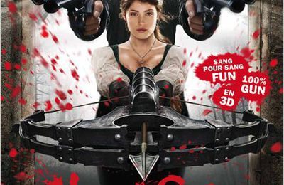 "Critique : ""Hansel & Gretel : Witch hunters""."