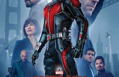 Spécial Super-Héros été 2015 (Ant-man & les Fant4stiques)