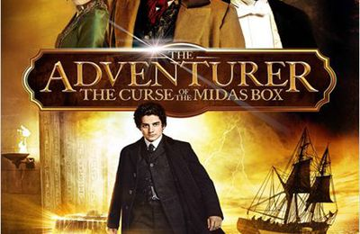 LES AVENTURES EXTRAORDINAIRES D'UN APPRENTI DETECTIVE (The adventurer : The curse of the Midas box)