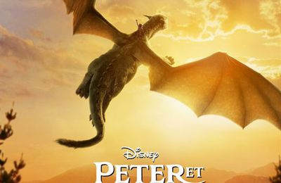 Peter et Elliott le dragon (2016) de David Lowery