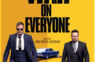 War on Everyone (2017) de John Michael McDonagh