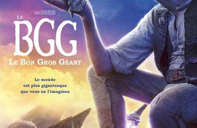 Le BGG - le bon gros géant (2016) de Steven Spielberg