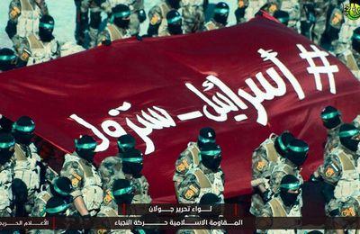 Annonce du hezbollah - Irak: les photos de l'Armée de Libération du Golan