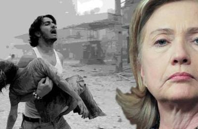Top Journalist Says Hillary Approved Sending Sarin to Rebels Used to Frame Assad, Start Syrian War