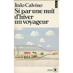 Si par une nuit d'hiver un voyageur d'Italo Calvino