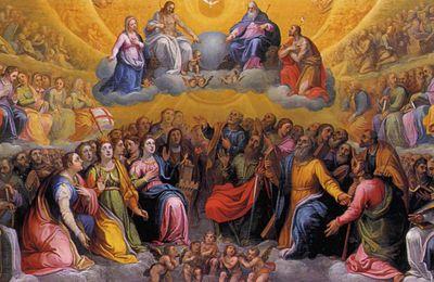 Lundi 30,Mardi 31 OCTOBRE et Mercredi 1er NOVEMBRE ( Fête de tous les Saints et Martyrs ) 2017// ELÉMENTS POUR MÉDITER, RÉFLÉCHIR, PRIER ET MIEUX AGIR: