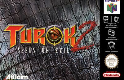 Retrust Turok 2: Seeds Of Evil, une petite graine d'indien [N64]