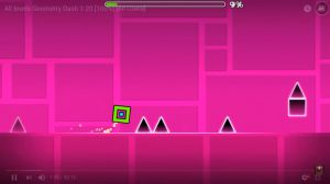 Geometry Dash app review