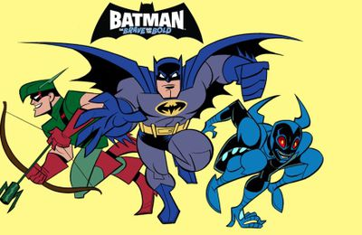 Batman, The Brave And The Bold, Game Creator