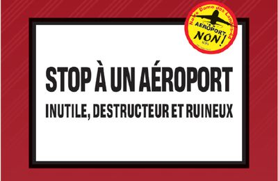 Hubert Reeves contre l'aéroport de NDDL