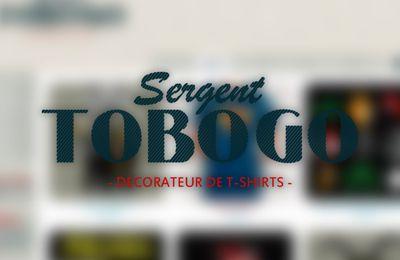 #Concours | Gagnez un t-shirt Sergent Tobogo avec Margxt et Gronemo !