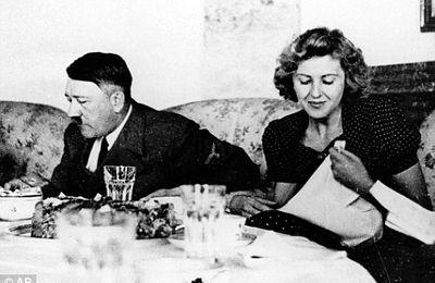 Eva Braun aurait ete juive !
