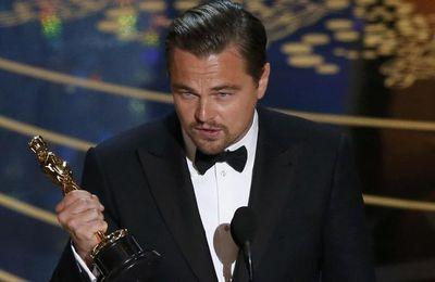 Leonardo di Caprio prend enfin son Oscar...