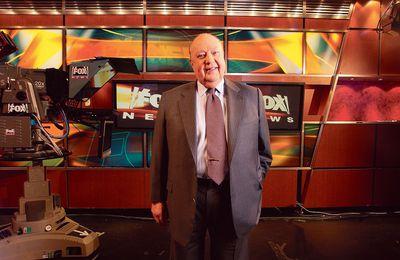 Le patron de Fox News à la porte pour harcèlement sexuel