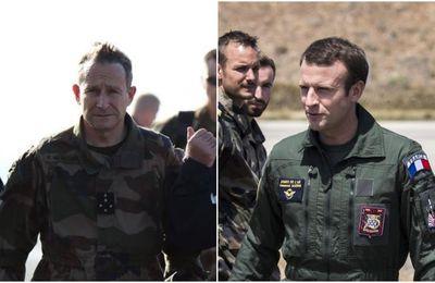 Macron a perdu la main...La leçon de...