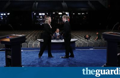 Débat Hillary CLINTON and Donald TRUMP in LIVE