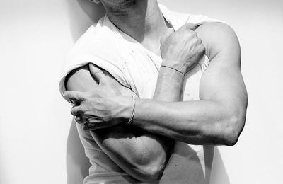 New photoshoot of Kellan Lutz by Mark Abrahams
